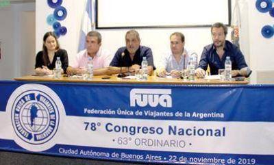 El Congreso de la FUVA aprobó la Memoria y Balance