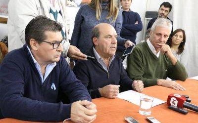 """El peronismo estudia la """"herencia"""" de los distritos recuperados y se prepara para darla a conocer"""