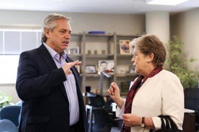 Alberto Fernández sigue completando casilleros de su gabinete