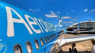 Cristina ya tiene tres nombres para dirigir la Aerolíneas Argentinas del nuevo gobierno