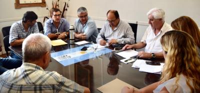 Municipio y Cooperativa Eléctrica firmaron convenio en Saladillo
