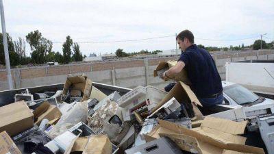Más de 50 millones de kilos de basura pesada en Neuquén