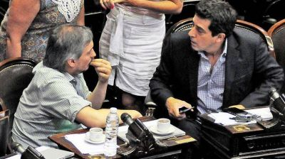 Cristina empodera a Máximo y 'Wado' para imponer condiciones en la gestión