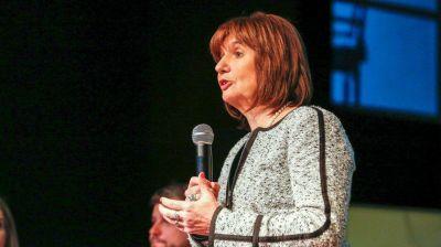 Patricia Bullrich quiere asumir la presidencia del PRO en febrero para