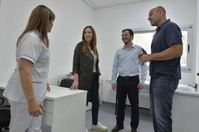 Vidal se muestra con intendente propio a días de entregar su mandato