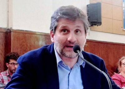 """Ariel Ciano: """"Mar del Plata debiera ser una ciudad más segura y saludable"""""""