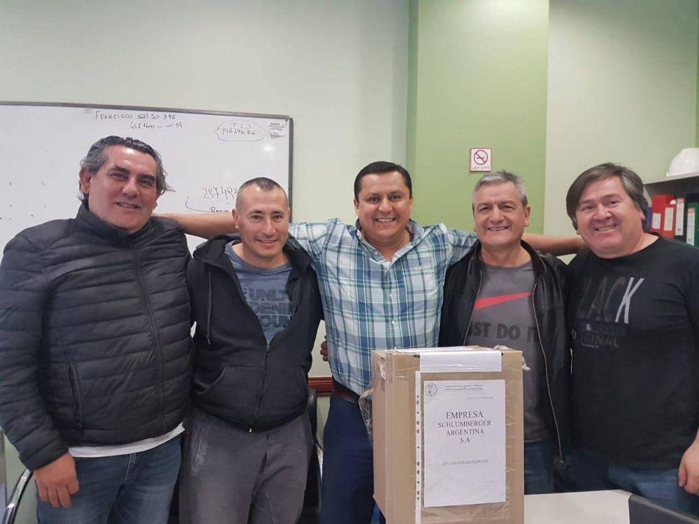Petroleros Jerárquicos eligieron delegados en la empresa Schlumberger