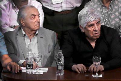 Inédita unidad entre Moyano y Cavaliei para repartirse Mercado Libre