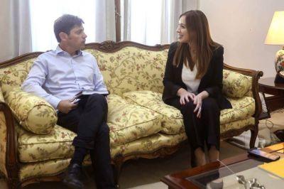 Contraofensiva de expolicías en medio de la transición entre Vidal y Kicillof