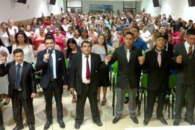 Iglesias evangélicas, un culto que crece en los márgenes