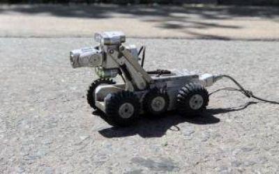 Tres de Febrero: incorporan robots para monitorerar sumideros y evitar inundaciones
