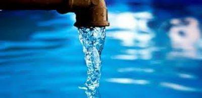 El agua potable es un derecho