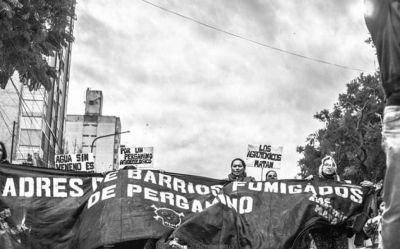 El caso Érica: tiene 43 años y ya no puede trabajar debido a la contaminación ambiental