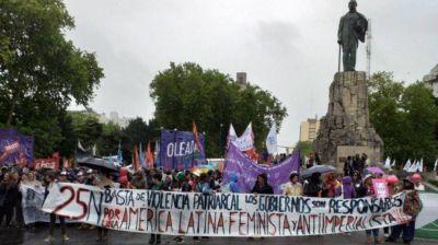 25N: nueva concentración en Mar del Plata para exigir más esfuerzos contra la violencia machista