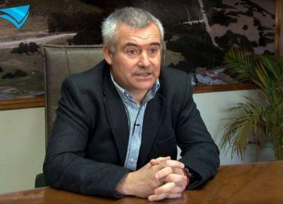 Mario Goicoechea se desvinculó laboralmente de Pto. Quequén