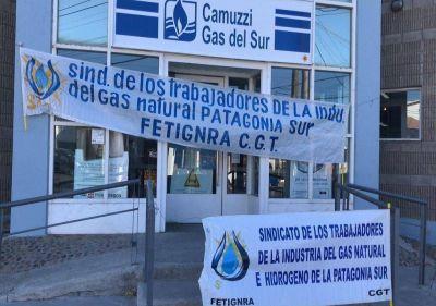 Ola de despidos en las oficinas centrales de Camuzzi