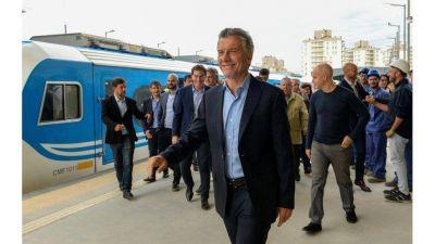 Macri prometió aportar a través de