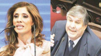 Senado: Cristina de Kirchner cierra su círculo de poder