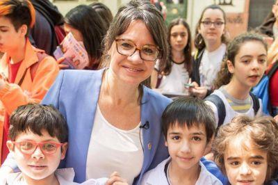 """Gisela Marziotta: """"La inscripción online es una estafa y es discriminatoria"""""""