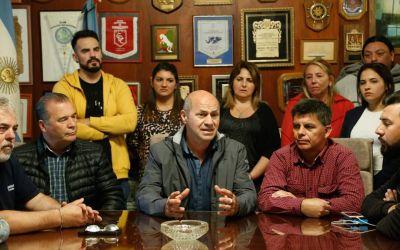 Secco anunció un super bono para los municipales de Ensenada