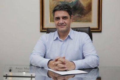 Jorge Macri: «Tengo un deseo que es que ser un buen intendente me posicione con chances de ser un buen gobernador»