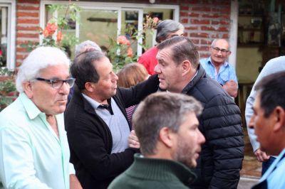 Montenegro con vecinos: «seguimos escuchando las problemáticas, única forma de encontrar las mejores soluciones»