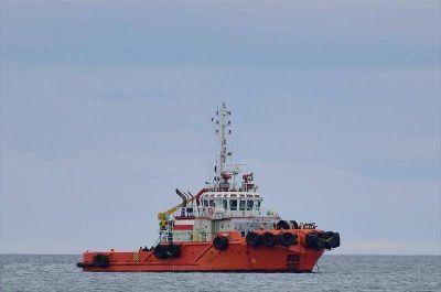 Puerto Quequén suma su quinto remolcador