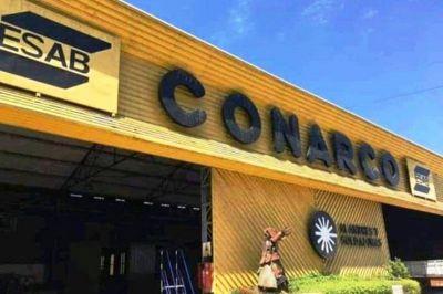 Despidos y retiros voluntarios en la metalúrgica Conarco