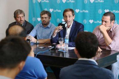 Julio Garro destinará $ 280 M para pymes y emprendedores en el año 2020