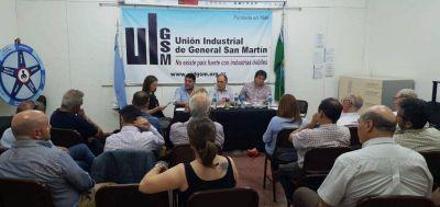 Joaquín Sabella fue reelecto en la Unión Industrial de San Martín