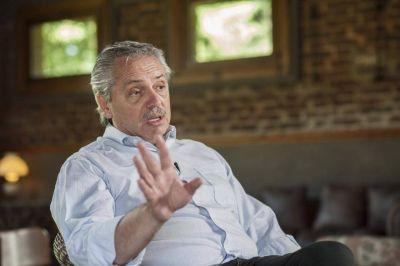 Alberto Fernández anticipó que no usará el crédito del FMI