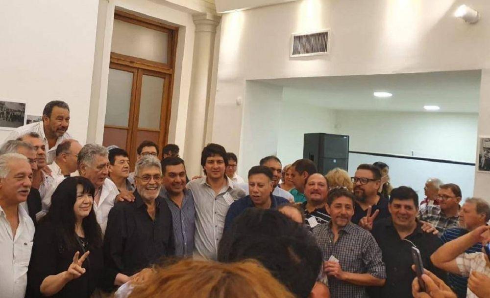 Pihen fue designado por un nuevo período al frente de la CGT Regional Córdoba
