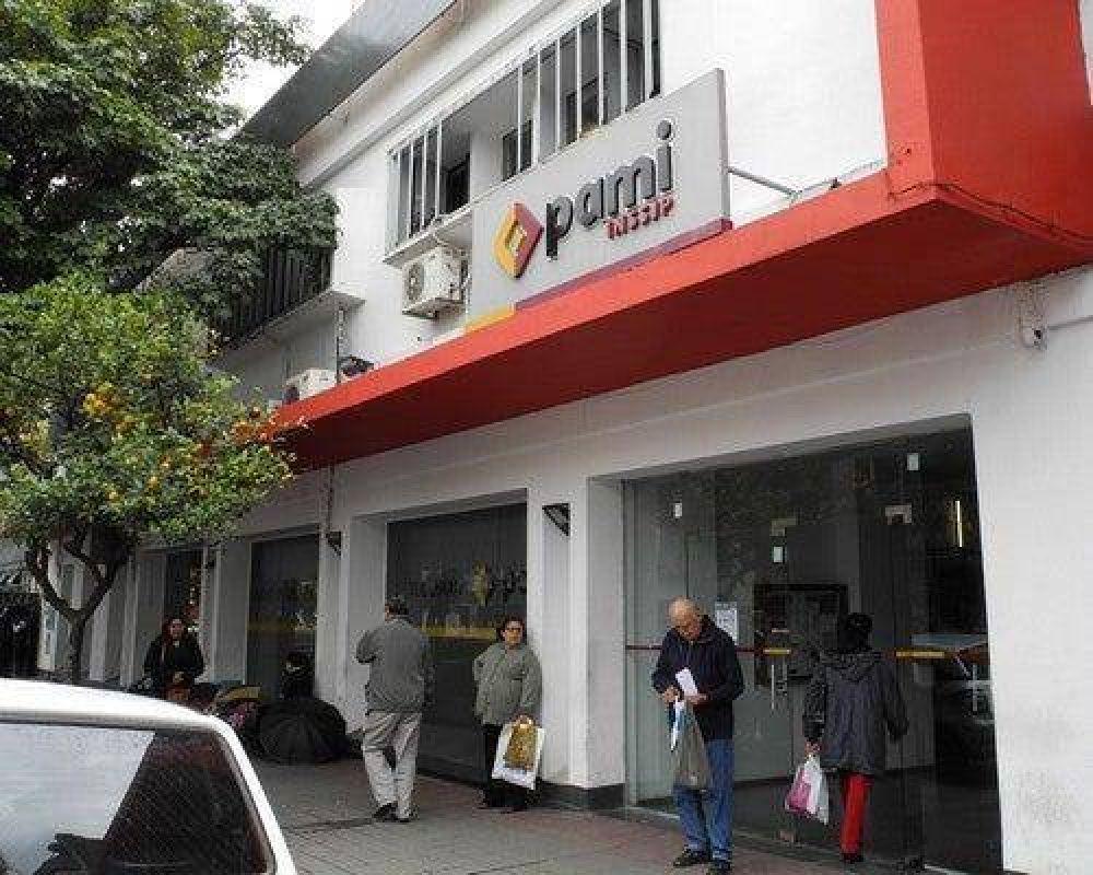 PAMI Tucumán les pide a los jubilados enfermos que no hagan trámites