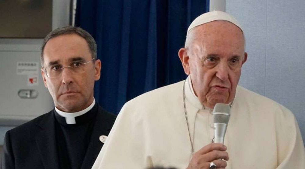 Papa Francisco pide que diálogo sea la ruta para resolver conflictos en América Latina