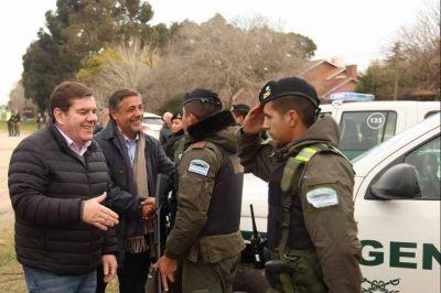 Darío Oroquieta será el secretario de Seguridad del gobierno municipal