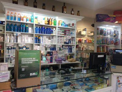 El Colegio de Farmacéuticos de Necochea presenta Descarte de Medicamentos Vencidos