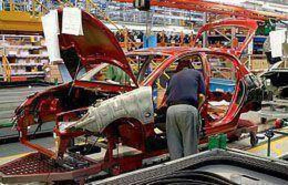 Producción automotriz cedió 13,1% en setiembre