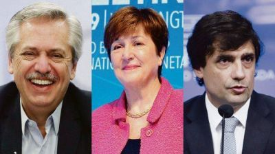 Herencia: Alberto Fernández y Macri discuten por $160.000 millones de déficit fiscal