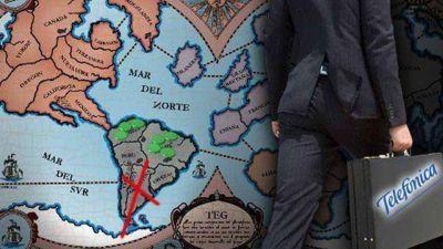 Telefónica asegura que no vende en Argentina aunque hay danza de nombres para la operación