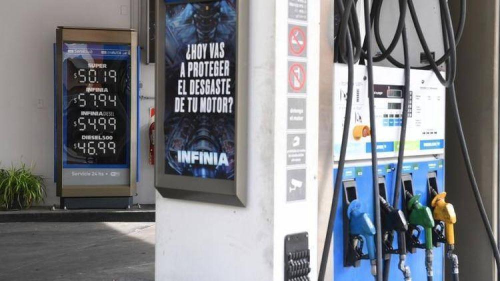 El Gobierno actualizó los impuestos a los combustibles y se prevé un nuevo aumento para el fin de semana