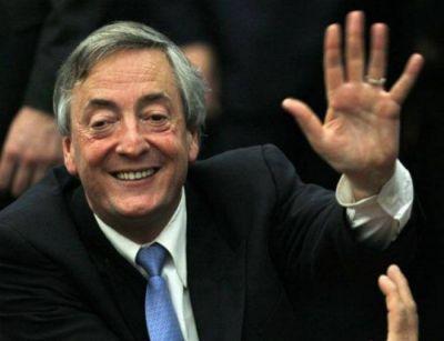 Néstor Kirchner fue declarado