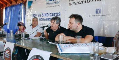 Municipales bonaerenses reclaman reapertura de paritarias y bono de emergencia
