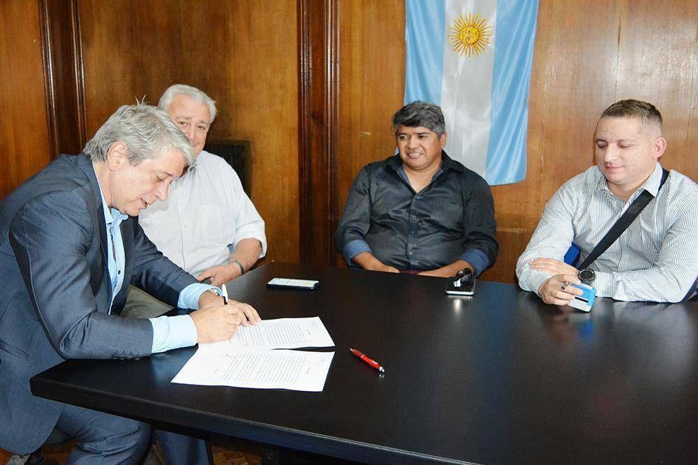 La UTTA ratificó acuerdos para San Francisco y San Juan