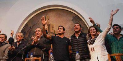 Con un multitudinario acto, la Juventud Sindical de la CGT se lanza a ser protagonista de la nueva etapa política