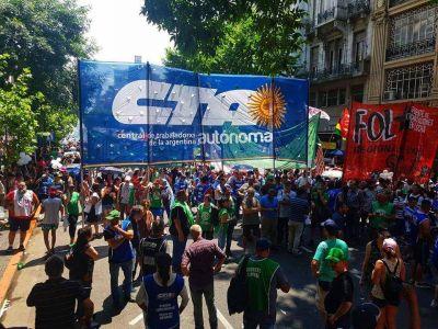 La CTA Autónoma de CABA se prepara su Congreso Extraordinario