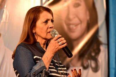 Presidente Perón: Blanca Cantero habló de los desafíos de cara a su mandato