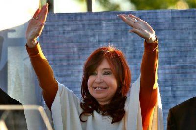 En los pasillos todos hablaban de Cristina Kirchner