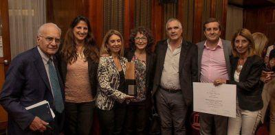 Helios Salud ganó el Premio Nacional a la Calidad 2019