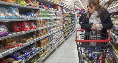 En alimentos se destina casi un cuarto del gasto familiar