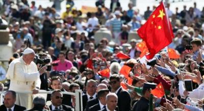 China habilita un mayor intercambio con el Vaticano que podría llevar al Papa a Beijing